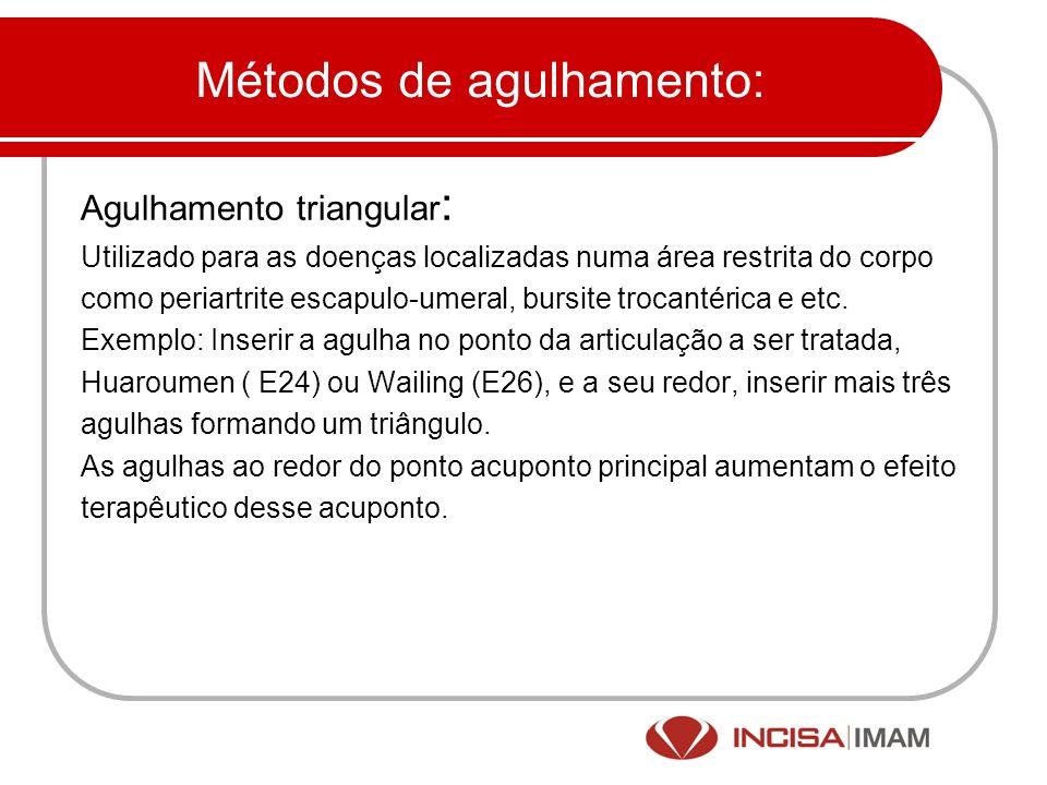 Protocolos de tratamentos: 1.