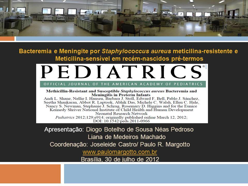 Apresentação: Diogo Botelho de Sousa Néas Pedroso Liana de Medeiros Machado Coordenação: Joseleide Castro/ Paulo R. Margotto www.paulomargotto.com.br