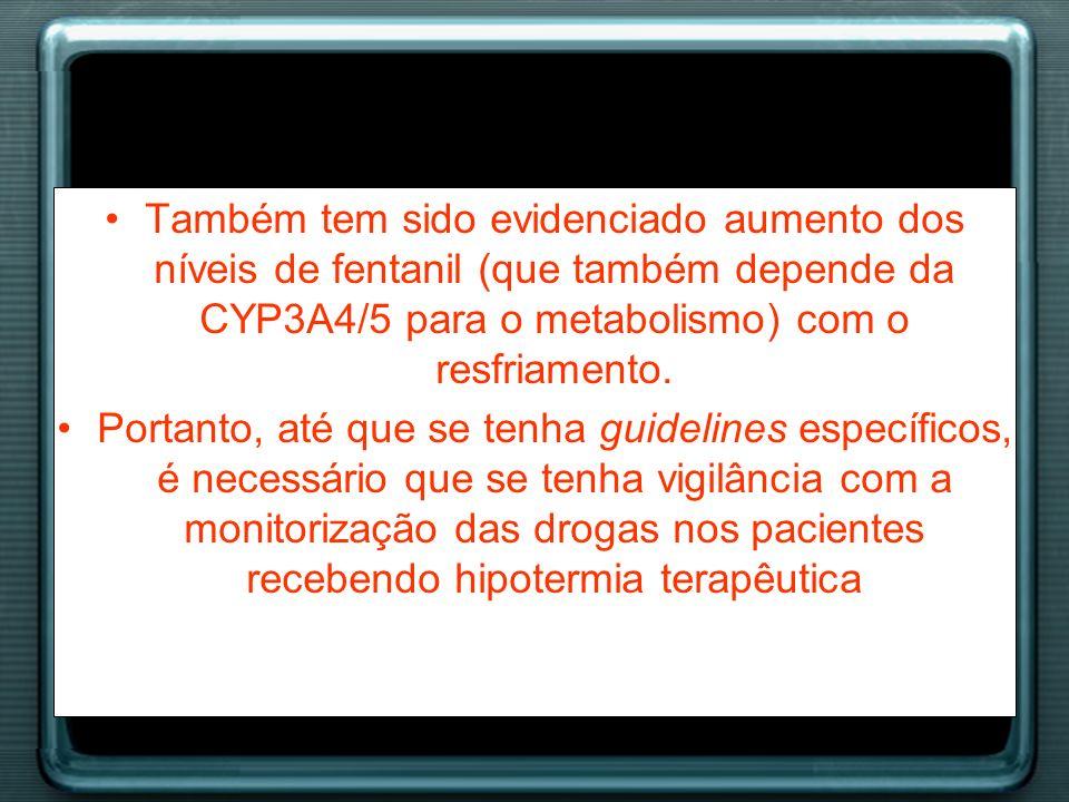 A hipotermia terapêutica por 72 horas é uma modalidade de tratamento efetiva nos recém- nascidos (RN) com moderada a severa encefalopatia hipóxico-isquêmica e agora é um cuidado padrão para estes RN (melhora a sobrevida sem incapacidade motora, com menores taxas de paralisia cerebral e maiores índices de desenvolvimento mental e psicomotor) CRITÉRIOS PARA A INDICAÇÃO Após a instituição da hipotermia terapêutica em 2008, os critérios de elegibilidade foram expandidos para incluir todos os seguintes recém-nascidos: - 36 semanas de idade gestacional ao nascimento, moderada a grave encefalopatia hipóxico-isquêmica com ou sem convulsões, - qualquer um dos seguintes: -Apgar <5 aos10 minutos -ressuscitação prolongada no momento do nascimento (por exemplo, compressões torácicas e / ou intubação ou ventilação com máscara por 10 minutos), -a acidose grave (pH -12 mmol / L) no cordão ou sangue do recém-nascido dentro de 1 hora após o nascimento.