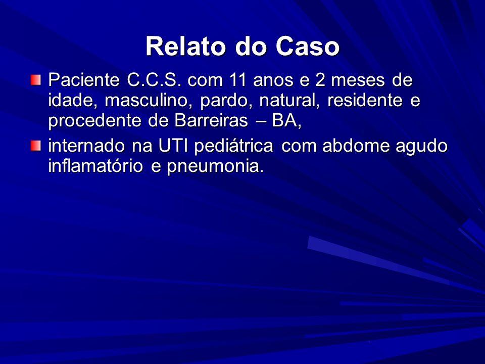 Insuficiência renal aguda em paciente pediátrico imunocompetente em tratamento para tuberculose abdominal-relato de caso Hospital Regional da Asa Sul