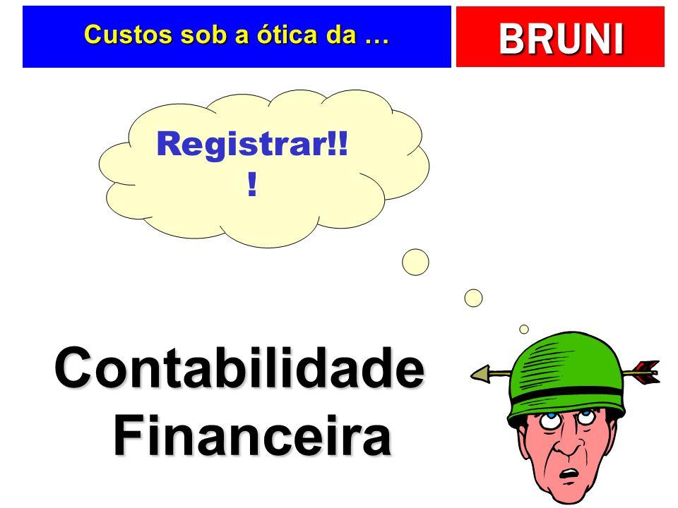 BRUNI Recordar é viver na prática (2) Classifique os gastos em uma instituição de ensino a)Salários de professores b)Tarifas bancárias c)Compra de pro
