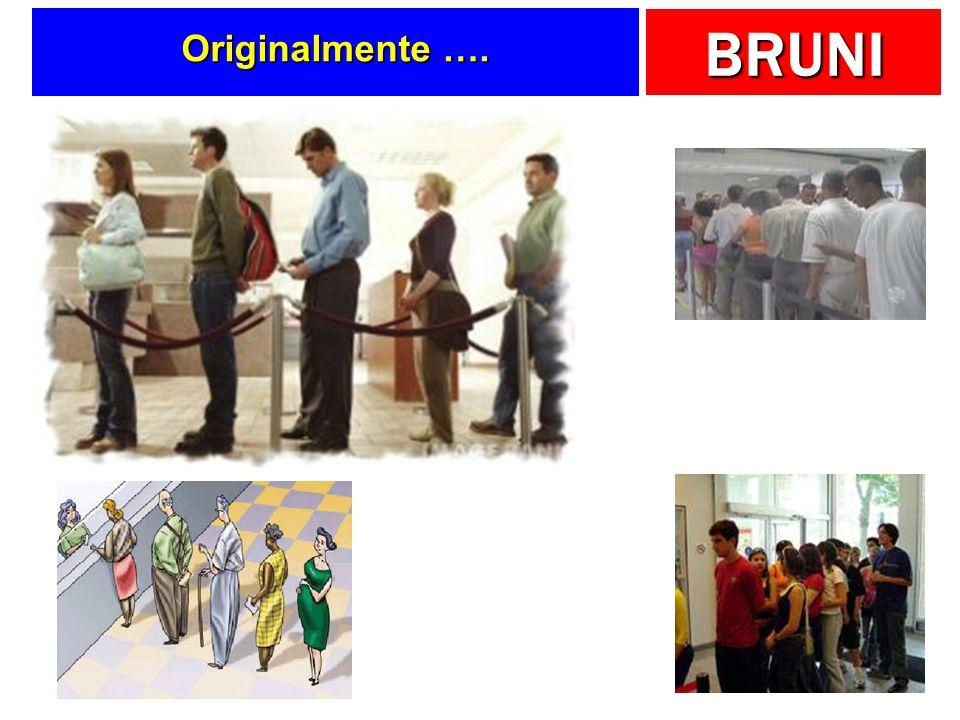 BRUNI Há algum tempo … Banco da Praça Documentos Cheques, boletos, borderôs