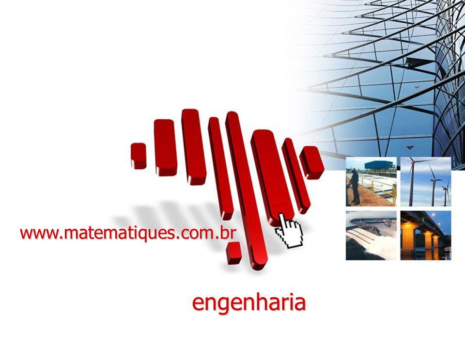25 www.matematiques.com.br engenharia