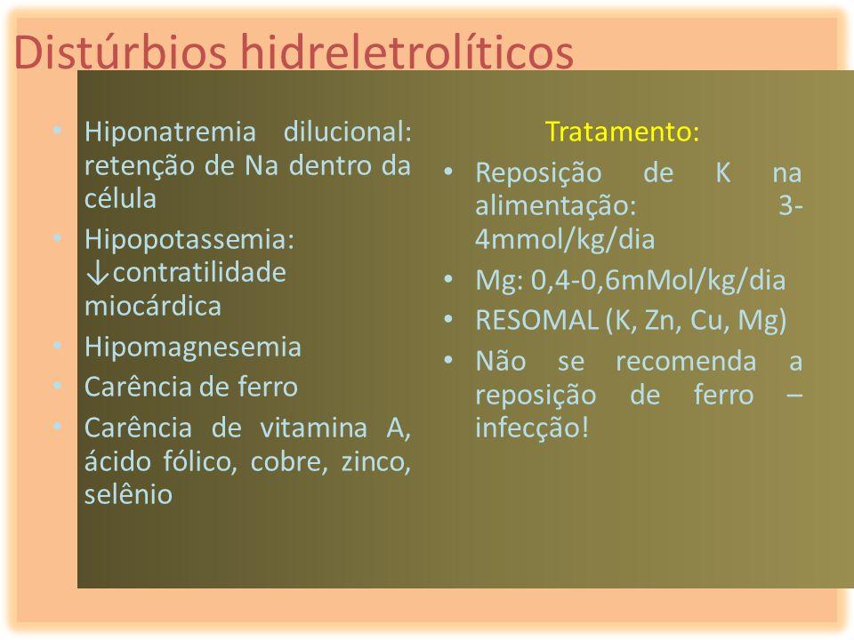 hipomagnesemia caso clinico: