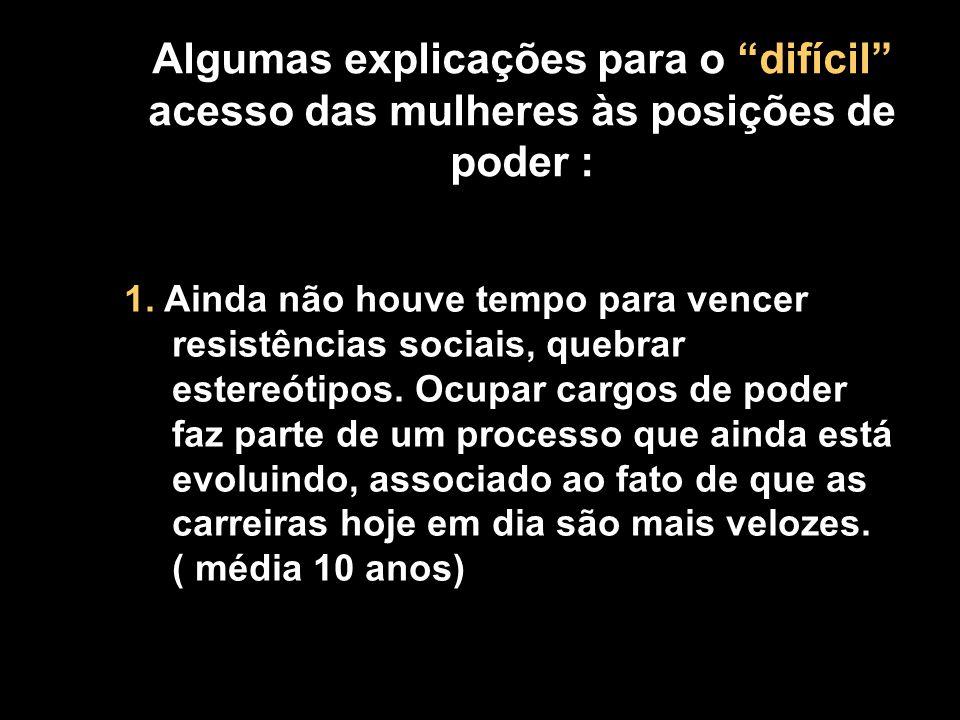 ... no Brasil, as mulheres ganham em média o equivalente a 64 % do salário dos homens.... 79 % dos casos de LER no país, ocorreu em mulheres, devido a