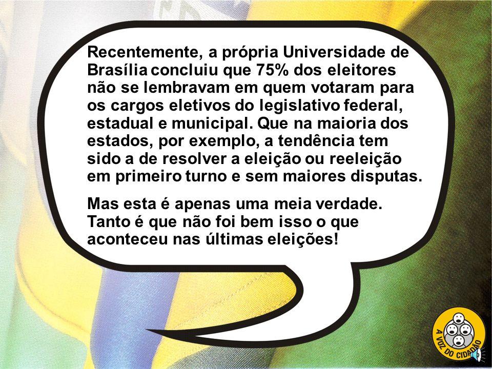 Afinal, faz parte da lenda mais reacionária achar que o brasileiro não conhece seus direitos nem sabe votar. Algumas pesquisas pré- eleitorais abusam