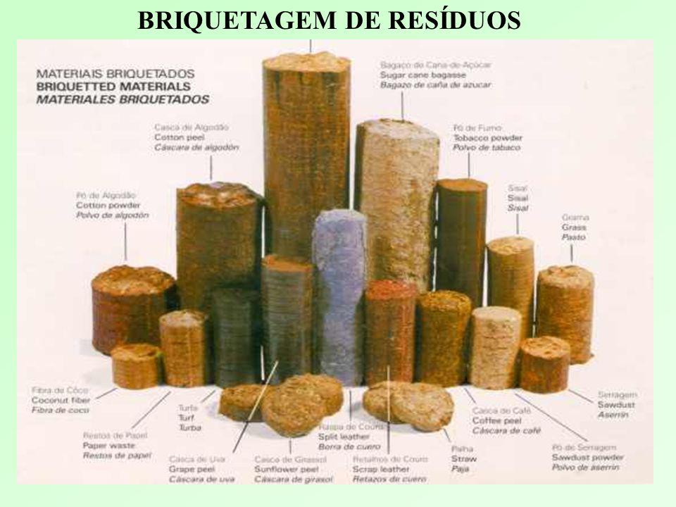 Resíduos da Biomassa Valorização Energética Valorização Matéria Combustão Direta e Incineração Vigas e painéis Colados: reciclo/reconst Madeira – cime