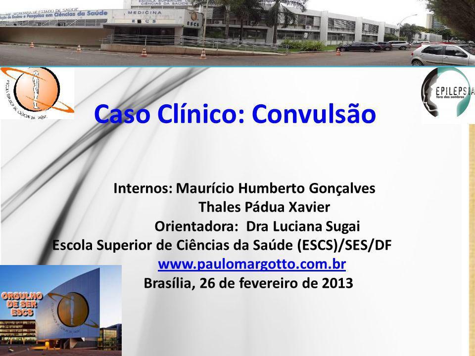 Identificação MVRG; 4 anos e 8 meses; Branco; Estudante; Procedente de Riacho fundo II; Natural de Brasília – DF.