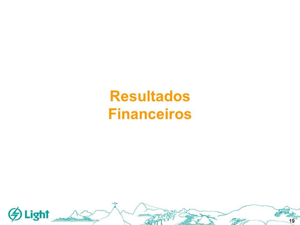 19 Resultados Financeiros