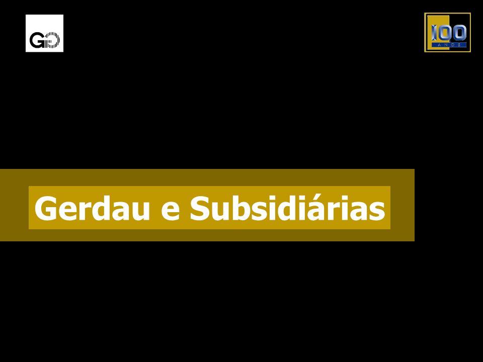 Gerdau e Subsidiárias