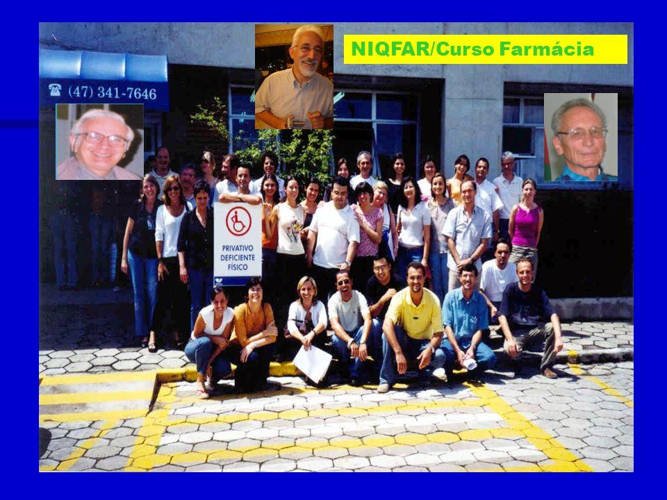 NIQFAR/Curso Farmácia