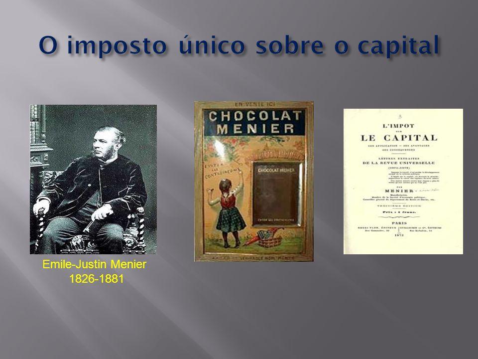 Emile-Justin Menier 1826-1881