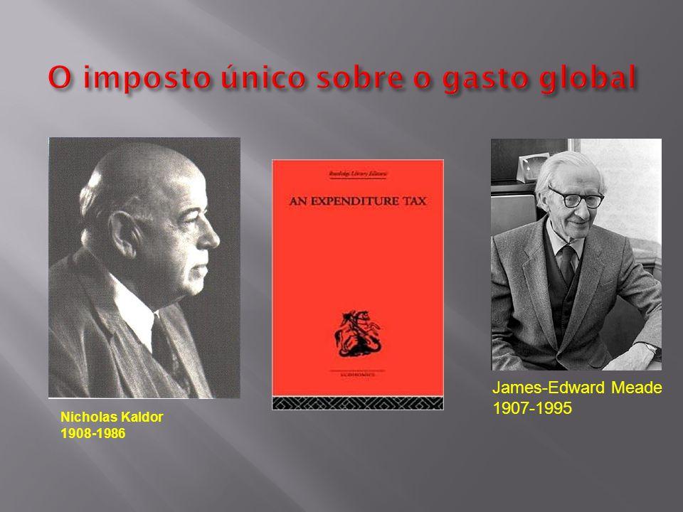 James-Edward Meade 1907-1995 Nicholas Kaldor 1908-1986
