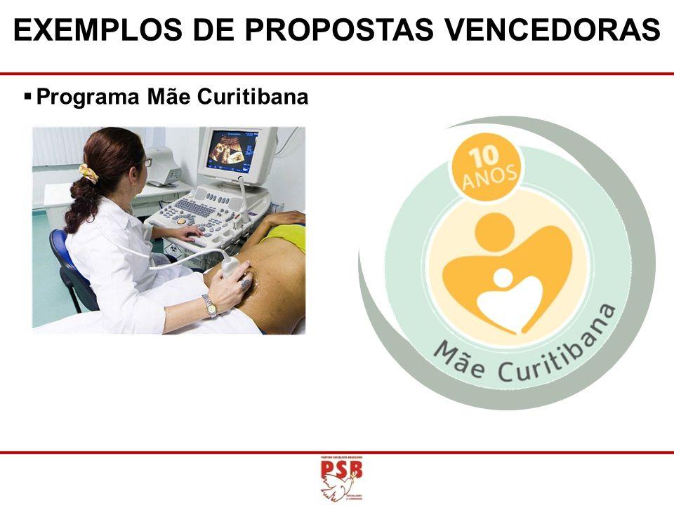 Programa Mãe Curitibana