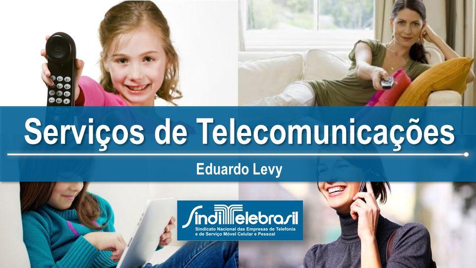 Serviços de Telecomunicações Eduardo Levy
