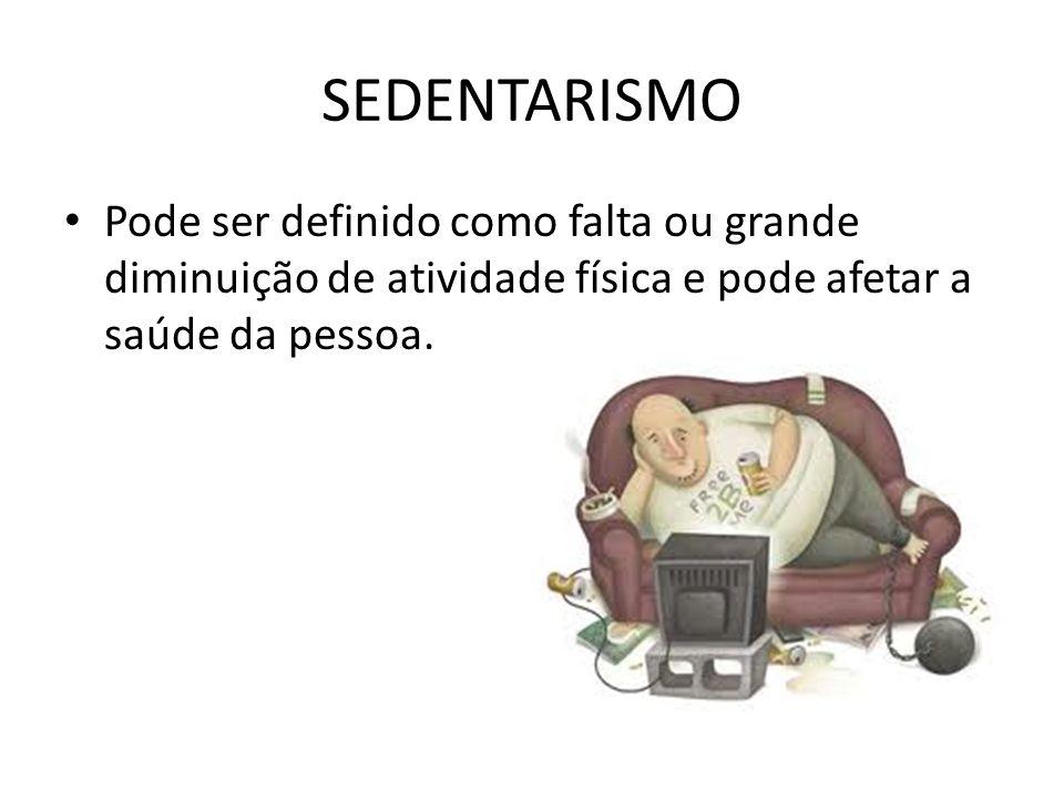 A tendência ao sedentarismo aumenta no mundo e já é responsável pela quarto maior fator de risco de mortalidade, segundo a Organização Mundial da Saúde (OMS).