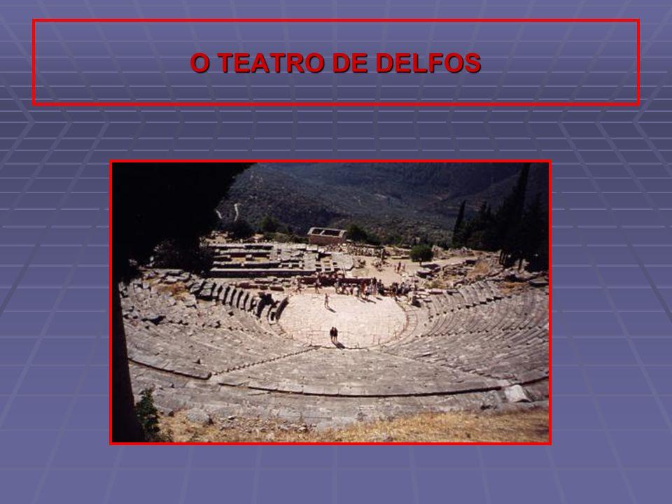 O TEATRO DE DELFOS