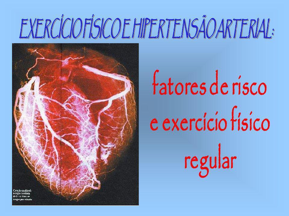 Para Ribeiro (1996), a duração de uma sessão de exercícios para hipertensos deve ser de 30 a 60 minutos.