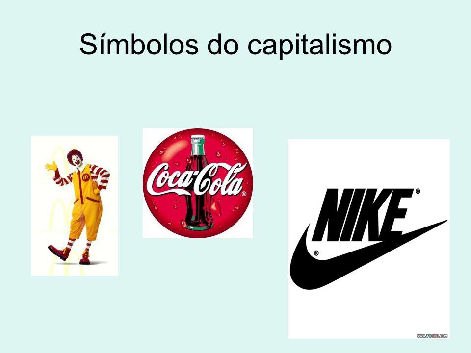 Símbolos do capitalismo
