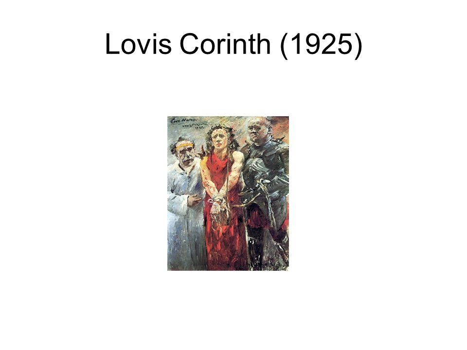 Lovis Corinth (1925)