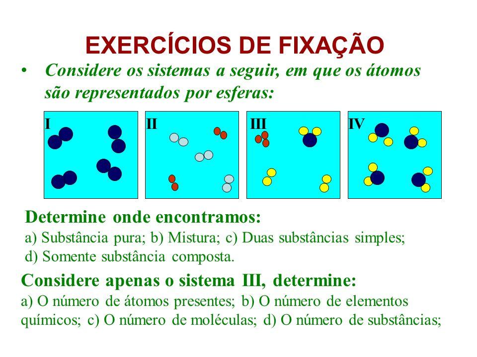 Fases são as diferentes porções homogêneas, limitadas por superfícies de separação, que constituem um sistema heterogêneo. Os sistemas homogêneos são