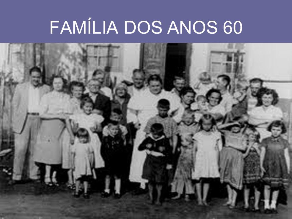 Família dos anos 90