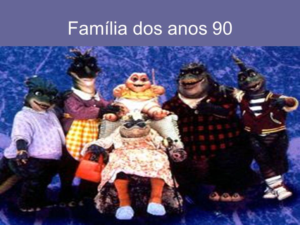 Família dos anos 2000
