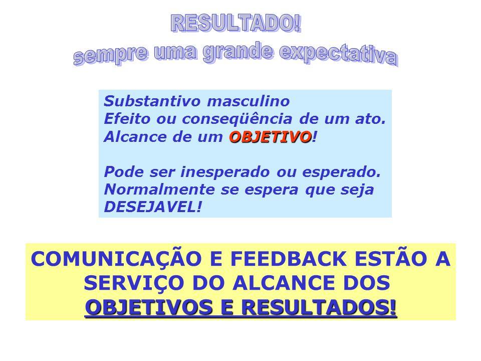 Dizer apenas: não gostei ou não ficou bom não pode ser considerado um feedback.