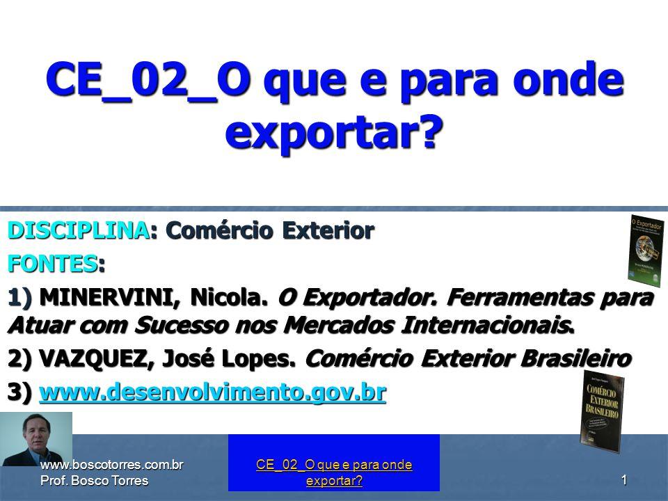 CE_02_O que e para onde exportar.CE_02_O que e para onde exportar.