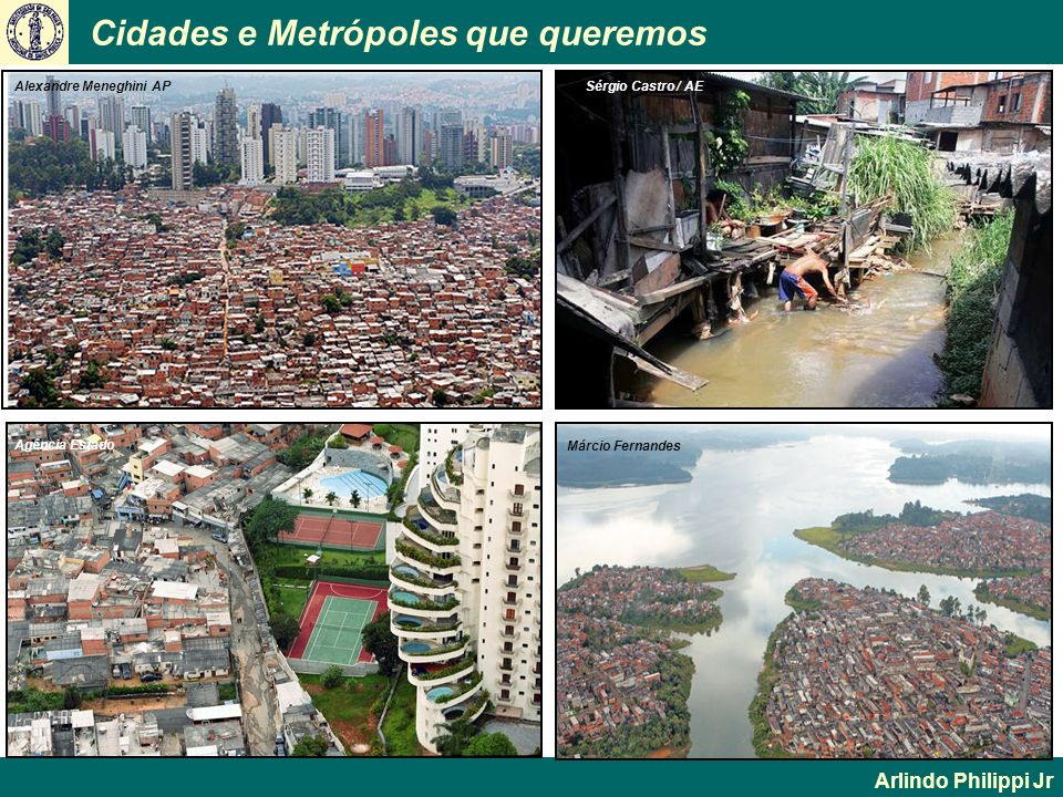Cidades e Metrópoles que queremos Arlindo Philippi Jr Sabesp Wikipedia