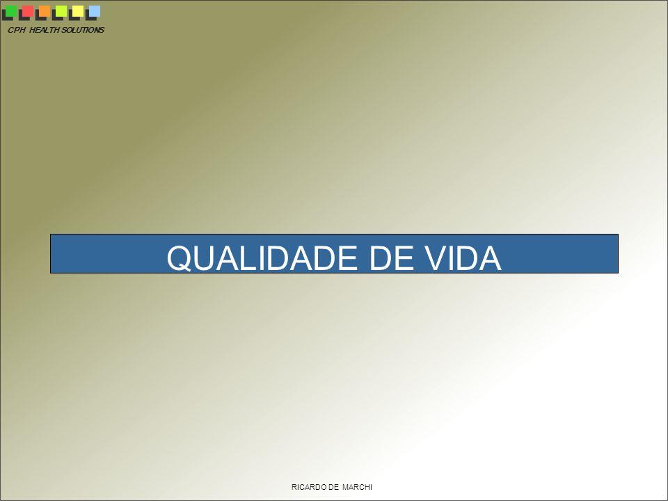 CPH HEALTH SOLUTIONS RICARDO DE MARCHI QUALIDADE DE VIDA