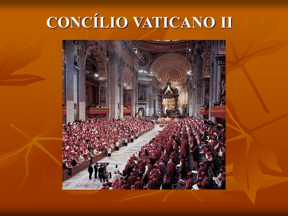 A celebração do Concílio Vaticano II (1962- 1965) favoreceu para uma redescoberta do sentido das várias espiritualidades na Igreja.