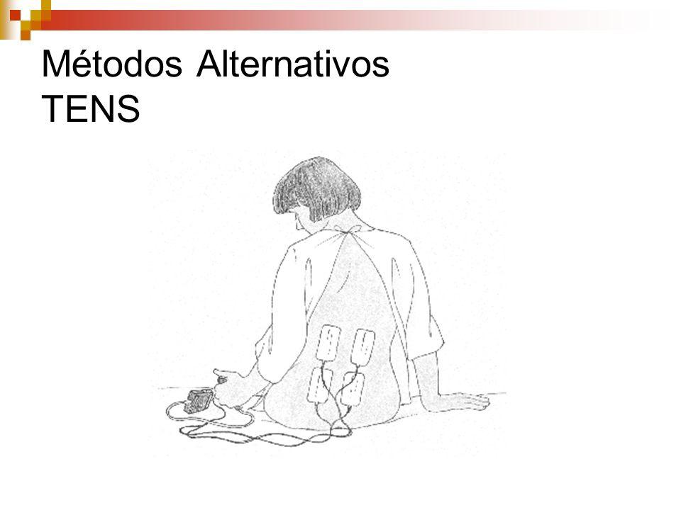 Métodos Alternativos TENS