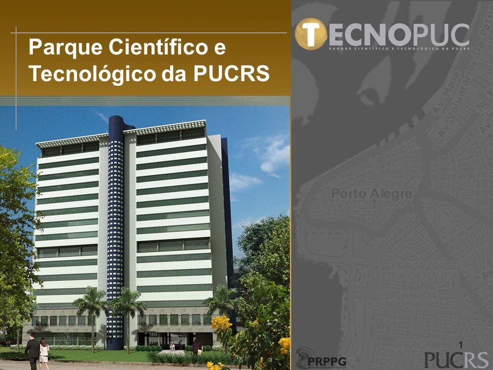Parque Científico e Tecnológico da PUCRS 1