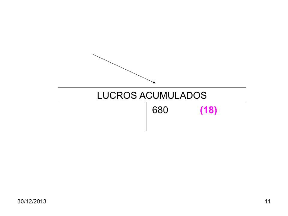 30/12/201311 LUCROS ACUMULADOS 680(18)
