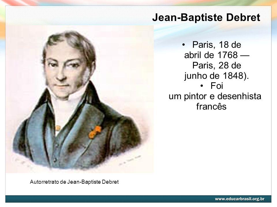 Execução da punição de açoitamento Jean-Baptiste Debret (1768–1848) Olha quem está batendo no escravo.