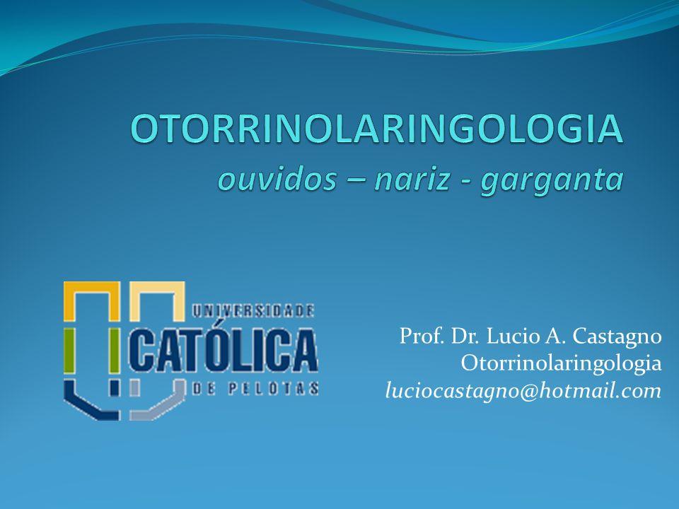 UCPEL – Escola de Medicina Disciplina de Oftamologia e Otorrinolaringologia Oftalmo: Profa.