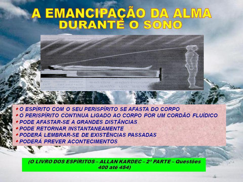 RECUPERAÇÃO DE ENERGIA LIBERTAR PARCIALMENTE O ESPÍRITO (O ESPIRITISMO APLICADO – ELISEU RIGONATTI)