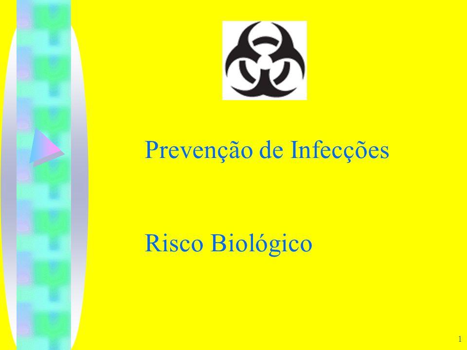 1 Prevenção de Infecções Risco Biológico