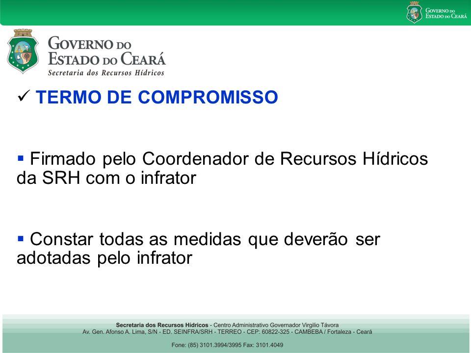 TERMO DE COMPROMISSO ( art.