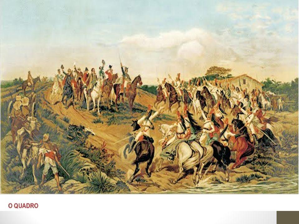 5.2- O I REINADO( 1822-1831) Tensão no reconhecimento interno da Independência BAHIA E PARÁ Reconhecimento externo: EUA(1823) PORTUGAL(1825)-vergonhoso e humilhante INGLATERRA( 1826)- mediante renovação dos acordos de 1810.