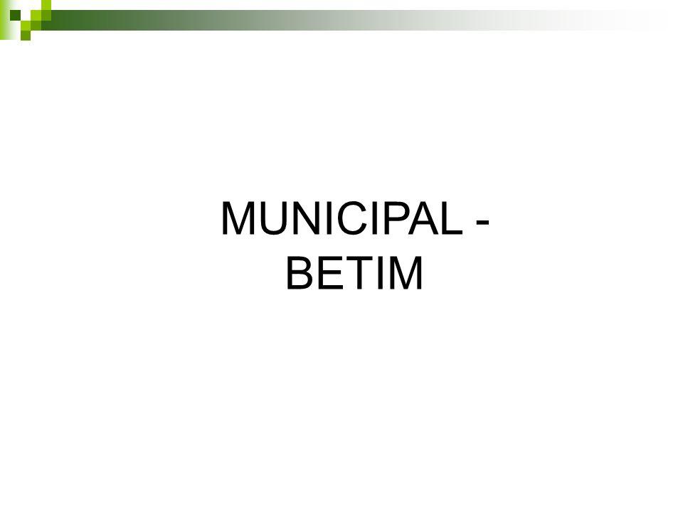 MUNICIPAL - BETIM
