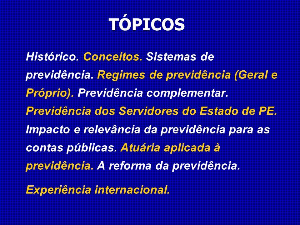 RESULTADO DA PREVIDÊNCIA DOS SERVIDORES PÚBLICOS - EM R$ MILHÕES - Fonte : MPS