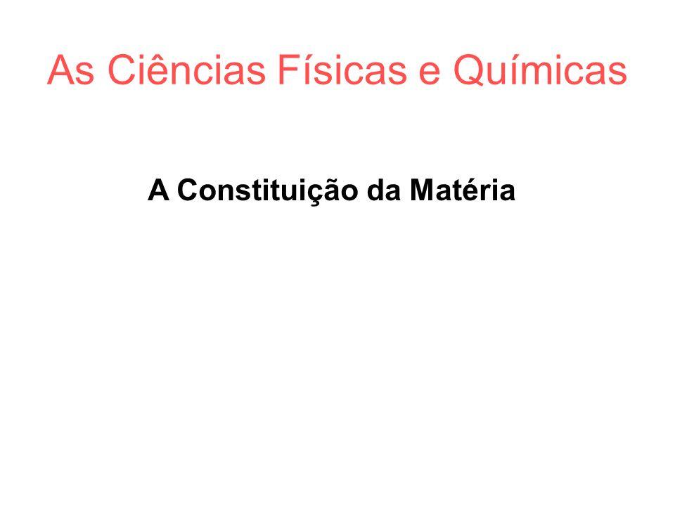 A Linguagem da Química Os elementos, seus nomes e seus símbolos são dados na TABELA PERIÓDICA