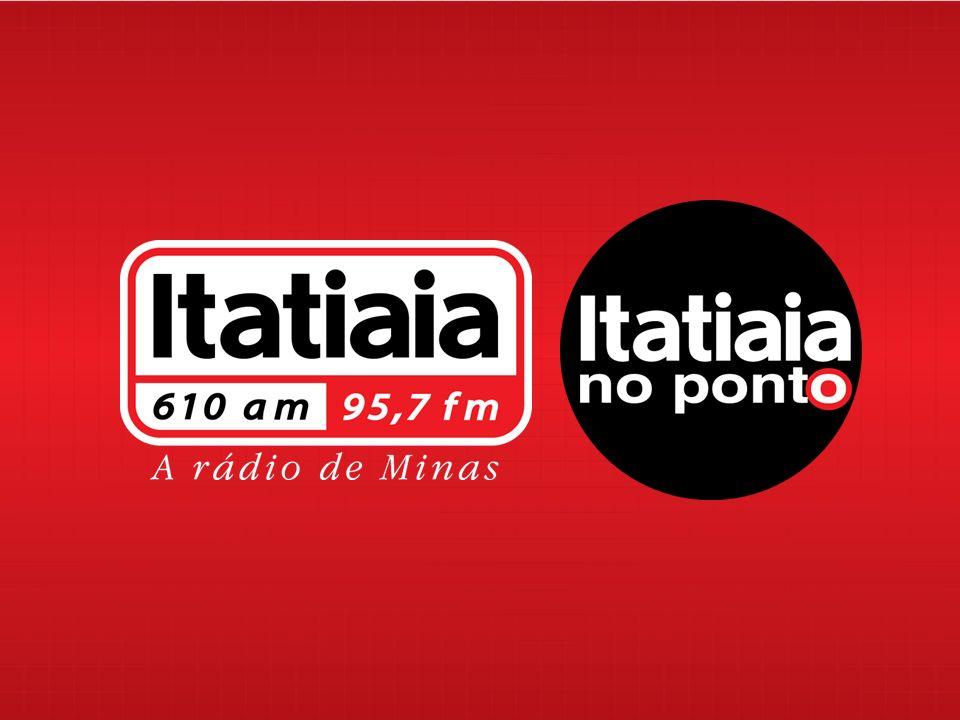 A Rádio Itatiaia AM/FM é líder disparada no público da classe A de Belo Horizonte e região metropolitana.