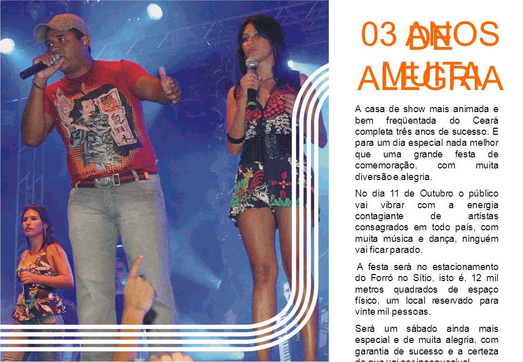E para festejar este dia, a A3 Entretenimento E A RÁDIO LIDERANÇA, traz ao Ceará os astros Victor & Leo.