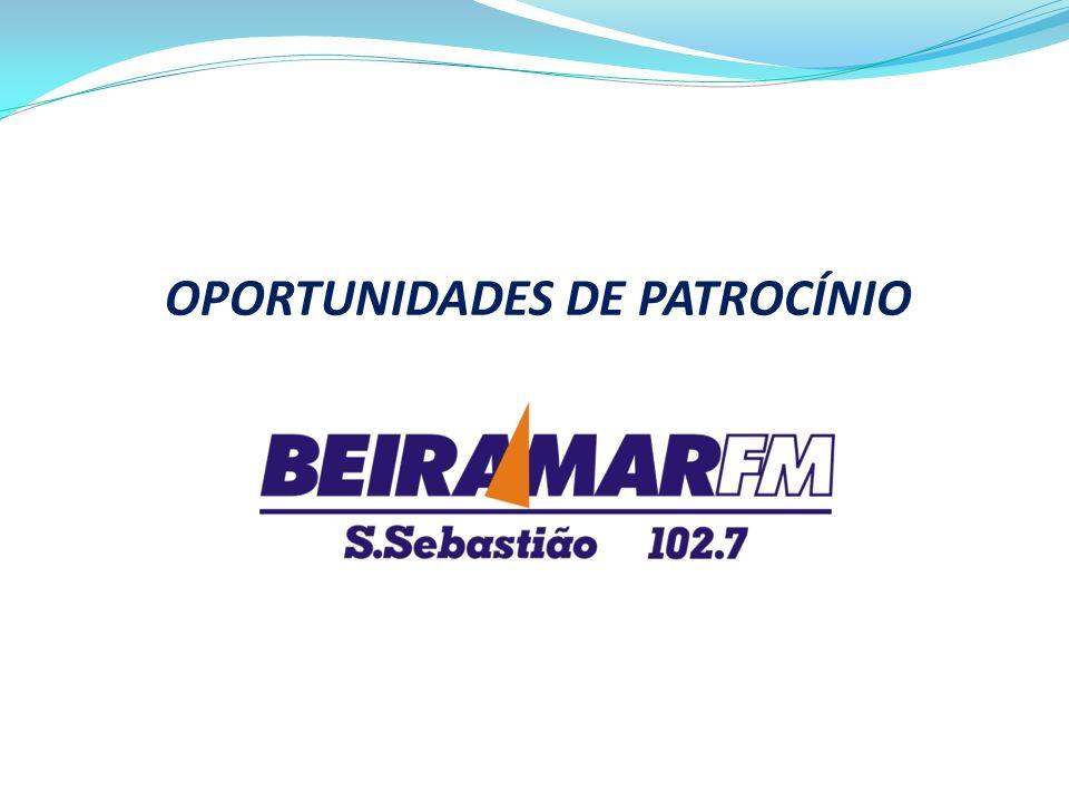 DICAS DE BELEZA Programete diário com aproximadamente 2 minutos de duração, inserido durante o intervalo comercial, voltado para o público feminino.