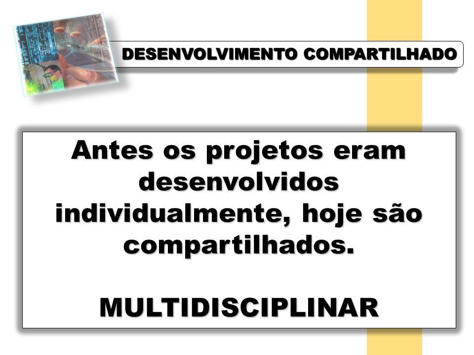 DESENVOLVIMENTO COMPARTILHADO