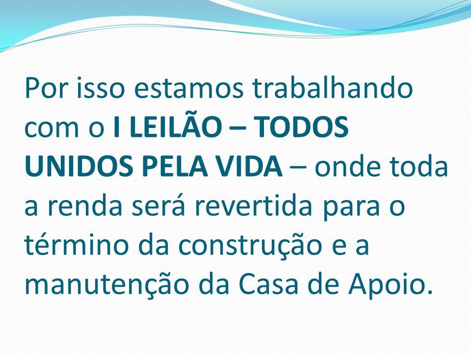 CASA DE APOIO - Alojamento GRATUITO para pacientes e acompanhantes - 1.600m² - 34 Leitos (02 pacientes + 02 acompanhantes) - Cozinha, Refeitório, Pátio, Lavanderia - Ambiente acolhedor para um dos momentos mais difíceis da vida.