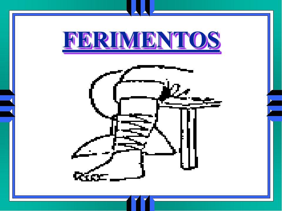 FERIMENTOSFERIMENTOS